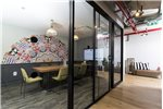 WeWork Sarona meeting room