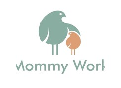 Mommy Work - Logo