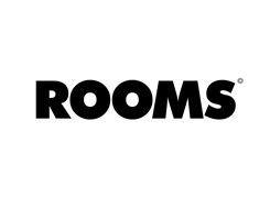 ROOMS - Logo