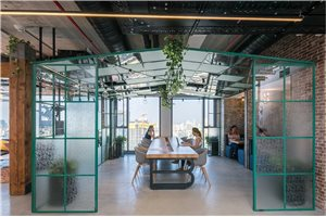 Coworking space inGivatayim - BE ALL Hashahar Tower