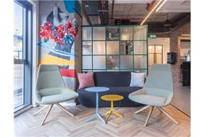 Coworking space inTel Aviv - BE ALL Alon Towers