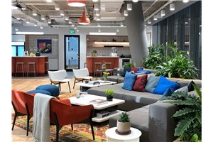 Meeting rooms in WeWork ToHa