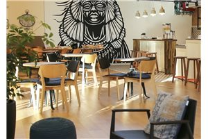 Coworking space in Airport City - WeWork Hazerem
