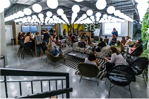 Coworking space in rishon lezion - dogether