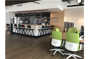 Coworking space in Ramat Gan - Traffic Lords Space