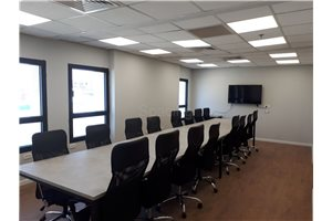 Meeting rooms in CSF House
