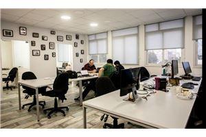 חלל עבודה שרונה ספייס הארבעה  בתל אביב
