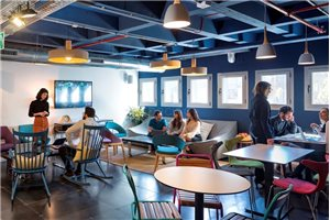 Coworking space inNess Ziona - Powerball science park