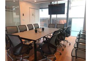 חלל עבודה המתחם העסקי של תגלית והבורסה לניירות ערך  בתל אביב