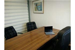 חדר ישיבות המרכז למשפט רפואי בישראל