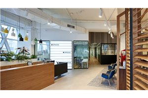 Coworking space inHerzliya - Spaces Herzliya