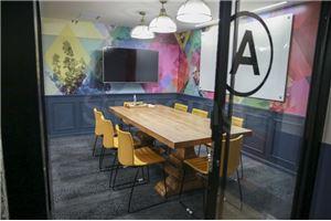 חדר ישיבות ווי-וורק אבן גבירול Meeting room