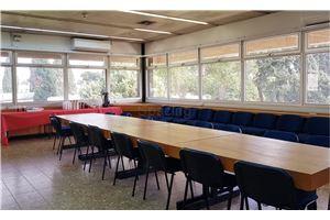 חדר ישיבות Yad Tabenkin