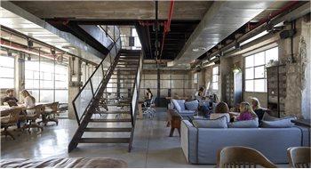 סוסא תל אביב-המקום בעבר שימש כחלל עבודה ולא עוד.